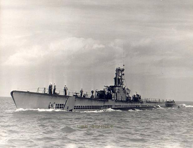 USS Sennet (SS-408)